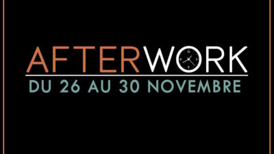 Permalien vers : Afterwork 2018