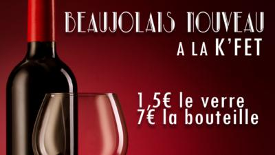 Permalien vers : Beaujolais Nouveau 2018