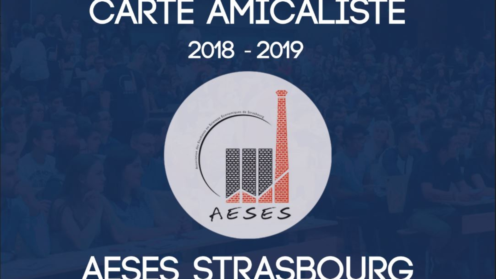 carte amicaliste 2018 2019