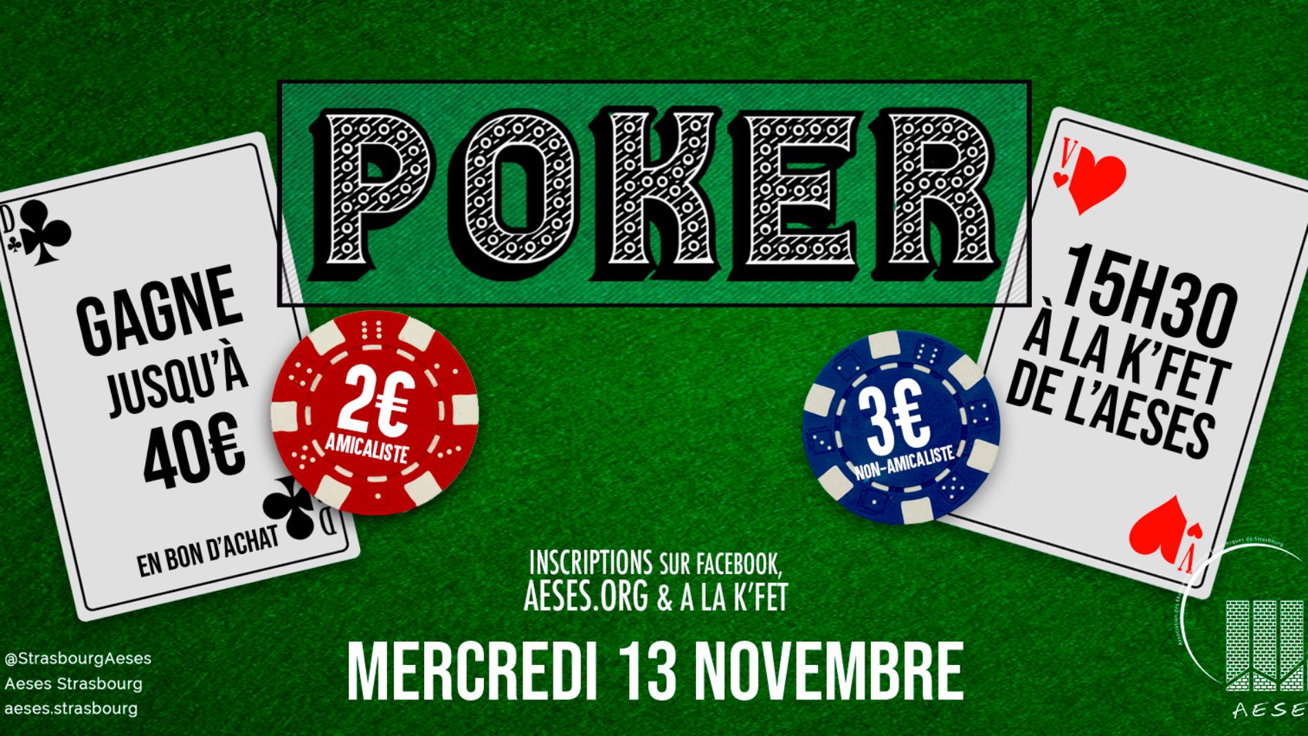 Tournoi Poker 1920